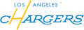 Los Angeles Chargers 2018-Pres Wordmark Logo iron on transfer