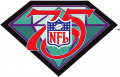 National Football League 1994 Anniversary iron on transfer