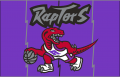 Toronto Raptors 1996-1999 Jersey Logo decal sticker