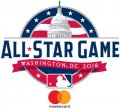 MLB All-Star Game 2018 Sponsored iron on transfer
