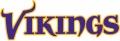 Minnesota Vikings 2004-Pres Wordmark Logo 01 iron on transfer