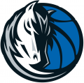 Dallas Mavericks 2018-Pres Alternate Logo iron on transfer