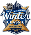 NHL Winter Classic 2017-2018 decal sticker