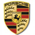 Porsche logo DIY decals stickers version 1