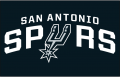 San Antonio Spurs 2018-Pres Primary Dark Logo iron on transfer