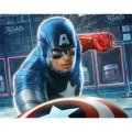 Captain America DIY decals stickers 12