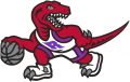 Toronto Raptors 1996-2006 Alternate Logo decal sticker