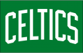 Boston Celtics 1970-Pres Jersey Logo decal sticker