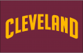 Cleveland Cavaliers 2010-2017 Jersey Logo iron on transfer