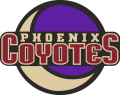 Arizona Coyotes 1996 97-1998 99 Alternate Logo 02 decal sticker