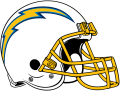 Los Angeles Chargers 2019-Pres Helmet iron on transfer
