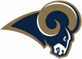 Los Angeles Rams 2016 Primary Logo decal sticker