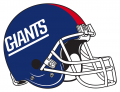New York Giants 1981-1999 Helmet iron on transfer