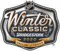 NHL Winter Classic 2019-2020 decal sticker