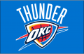 Oklahoma City Thunder 2008-Pres Primary Dark Logo decal sticker