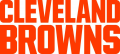 Cleveland Browns 2015-Pres Wordmark Logo 01 iron on transfer