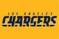 Los Angeles Chargers 2017-Pres Wordmark Logo 02 iron on transfer