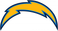 Los Angeles Chargers 2017-Pres Primary Logo iron on transfer