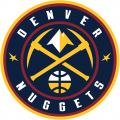 Denver Nuggets 2005-2018 Wordmark Logo decal sticker