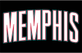 Memphis Grizzlies 2001-2004 Jersey Logo iron on transfer