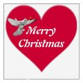 Personalized Christmas Decoration DIY decals stickers 11