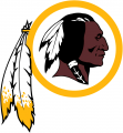 Washington Redskins 1983-Pres Primary Logo iron on transfer