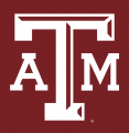 Texas A&M Aggies 2001-2006 Alternate Logo iron on transfer