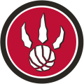 Toronto Raptors 2009-2011 Alternate Logo 02 decal sticker