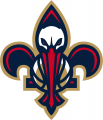 New Orleans Pelicans 2013-14-Pres Secondary Logo 02 iron on transfer