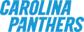 Carolina Panthers 2012-Pres Wordmark Logo iron on transfer