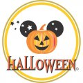 Happy Halloween DIY iron on stickers (heat transfer)