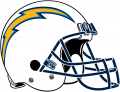 Los Angeles Chargers 2017-Pres Helmet iron on transfer