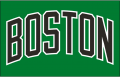 Boston Celtics 2006-Pres Jersey Logo decal sticker