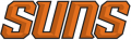 Phoenix Suns 2012-13-Pres Wordmark Logo iron on transfer