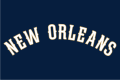 New Orleans Pelicans 2013-14-Pres Wordmark Logo iron on transfer