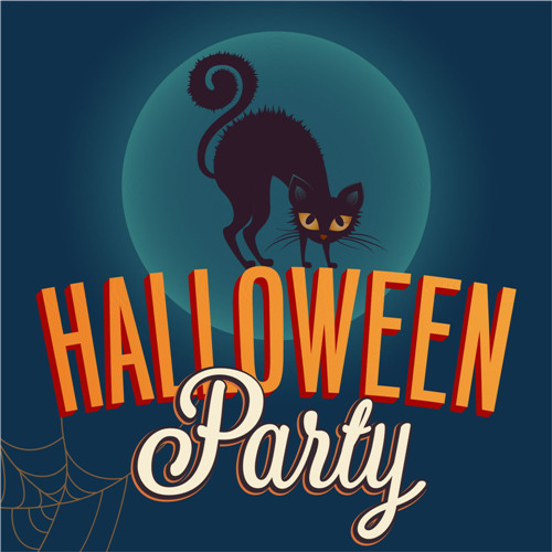 Halloween party shirt DIY decals stickers 7