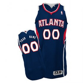 Atlanta Hawks Custom Letter And Number Kits For Road Jersey
