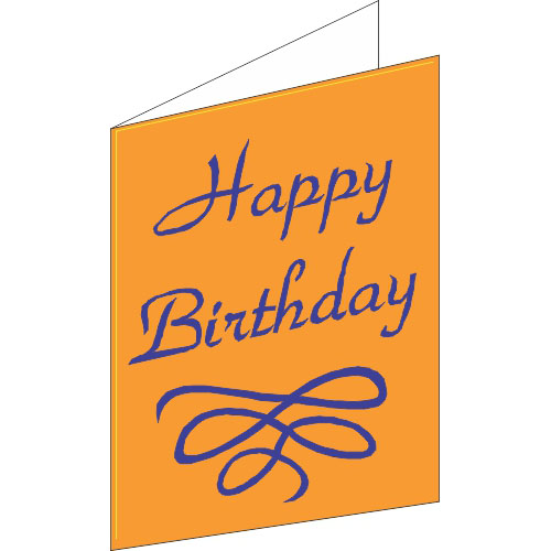 Happy Birthday DIY decals stickers version 4
