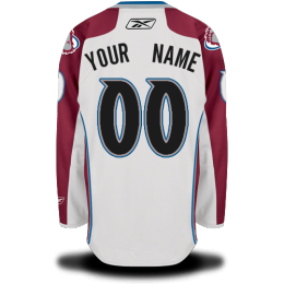 Custom Letter and Number Kits for Road Jersey