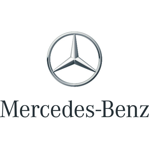 mercedes benz logo iron on sticker version 2 mercedes